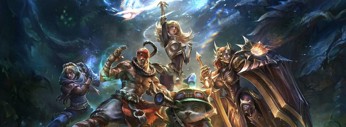 Atrito entre Riot e Tencent reflete no League of Legends