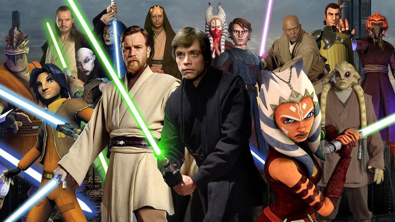 Top 10 Mestres Jedi em Star Wars