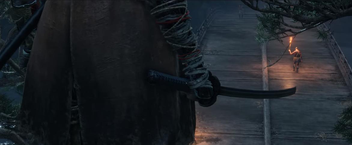 Sekiro: Shadows Die Twice | Ganha novo trailer mostrando novas habilidades do protagonista