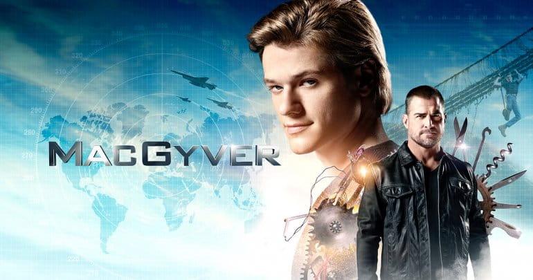 MacGyver é renovada para uma quarta temporada