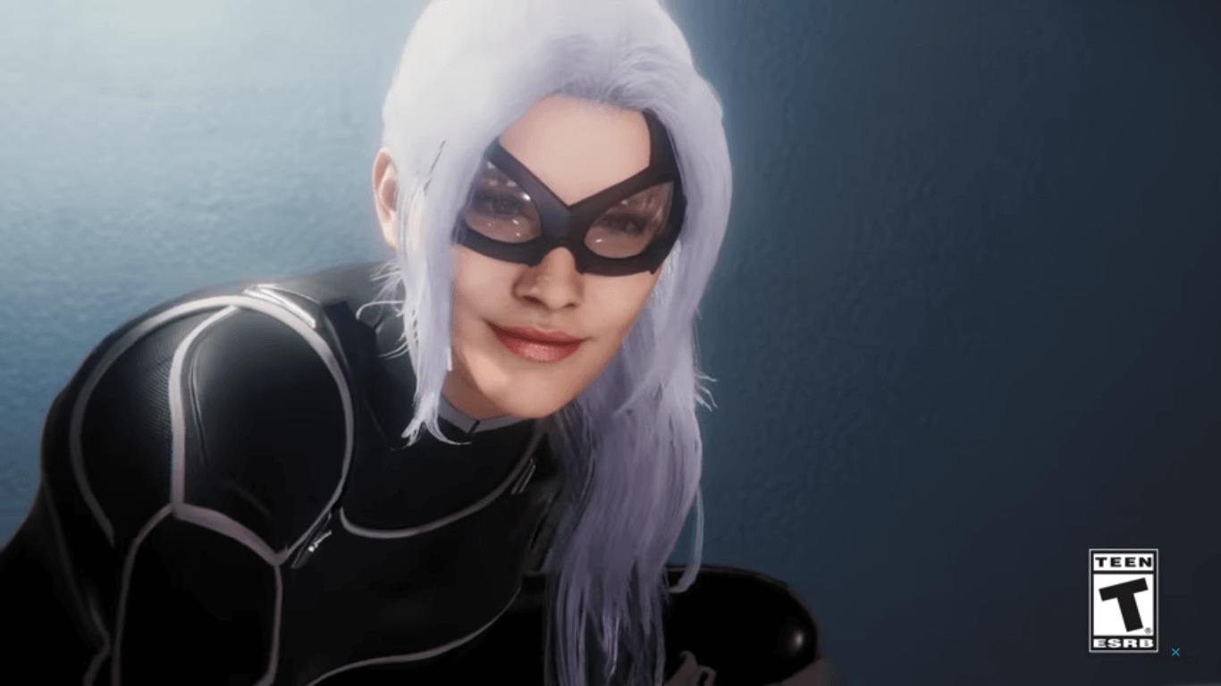 Spider-Man PS4: Teaser revela a Black Cat, no primeiro DLC