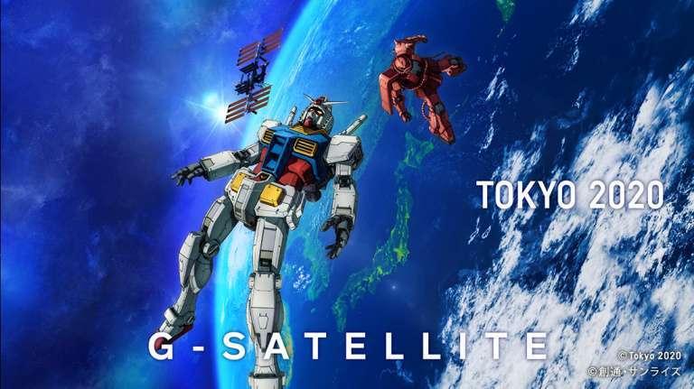 Japão lançará satélite Gundam no espaço para homenagear os Jogos Olímpicos de 2020
