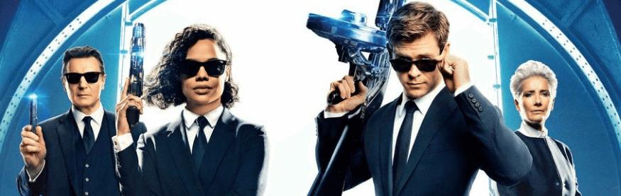 MIB: Homens de Preto Internacional | Filme ganha um novo cartaz reunindo o elenco