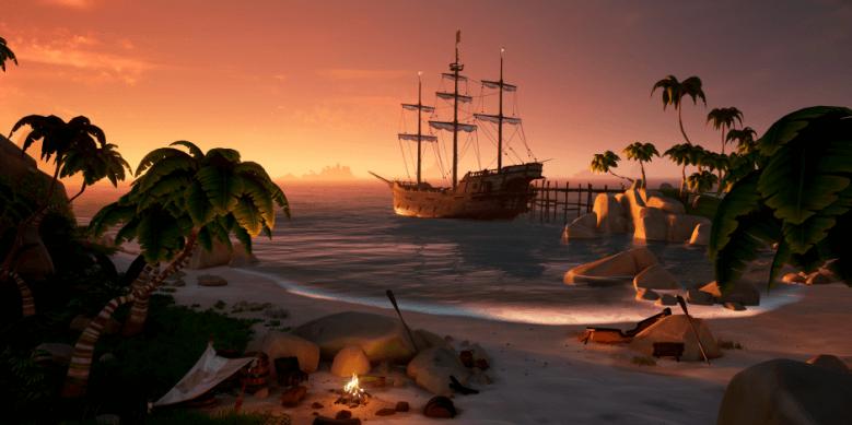 Sea of Thieves e seu Sucesso Pré-lançamento