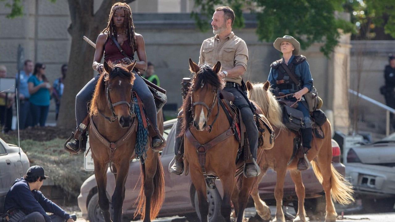 SDCC   Teaser da 9° temporada de The Walking Dead