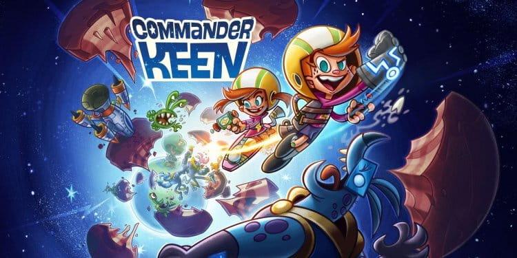 E3 2019 | Novo Commander Keen Game é anunciado pela Bethesda