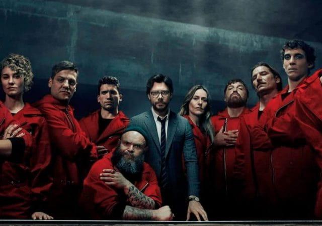 La Casa de Papel | Netflix confirma quarta temporada da série