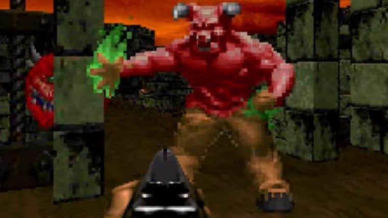 Os três primeiros Doom são lançados, de surpresa, para PS4, Xbox e Switch