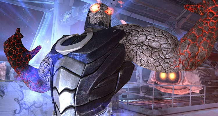 Injustice 2 | Trailer do jogo tem Darkseid arrebentando tudo
