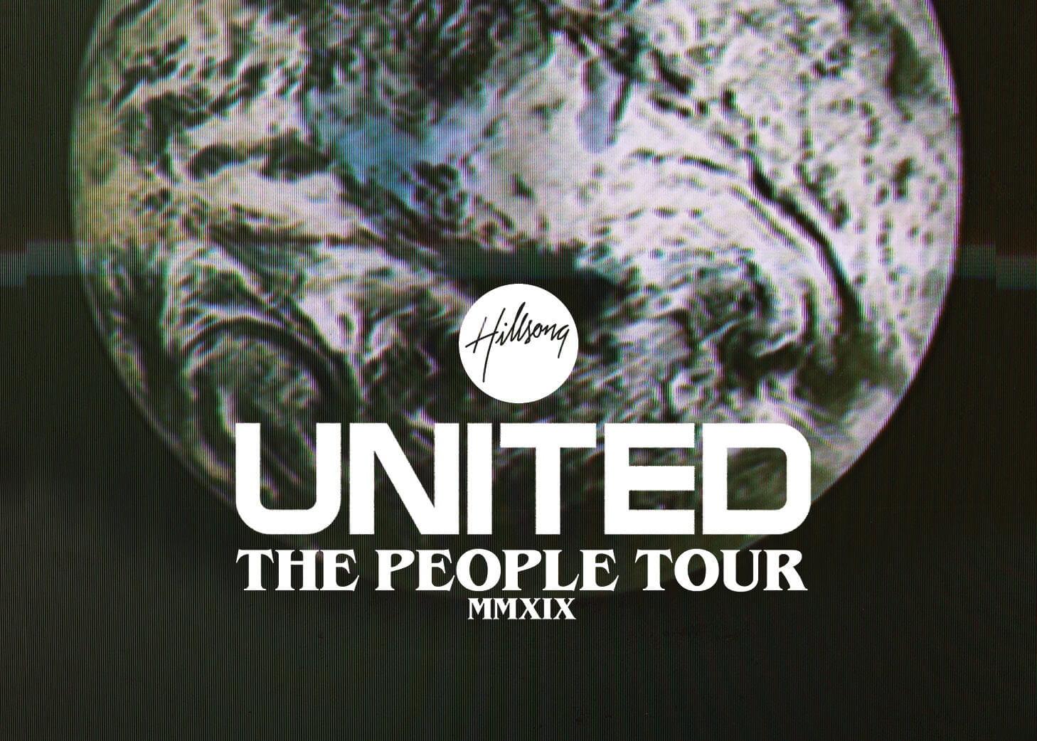 Ingressos para turnê do Hillsong United começam a ser vendidos