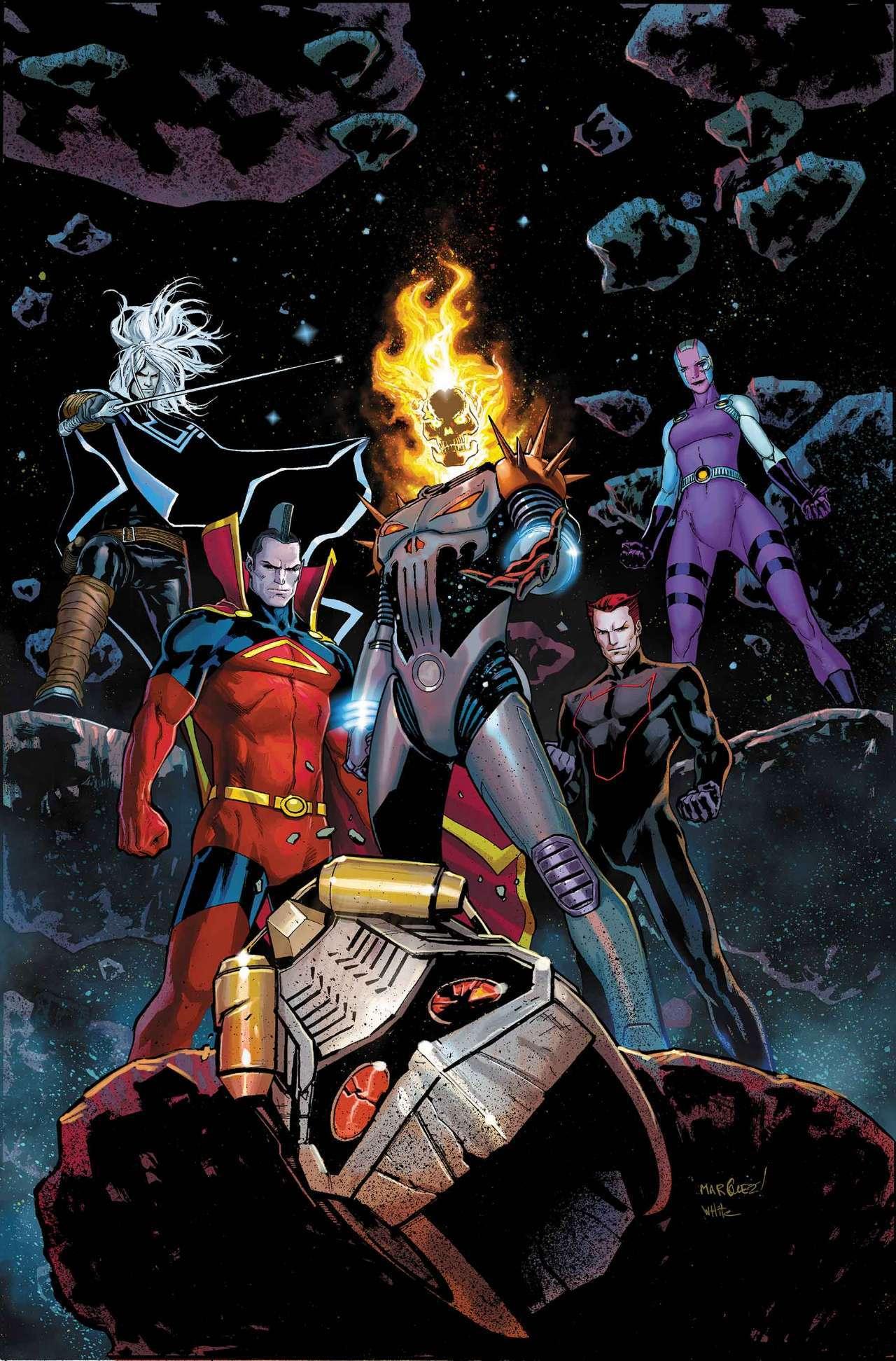 Marvel Provoca a Chegada De Um Novo Thanos
