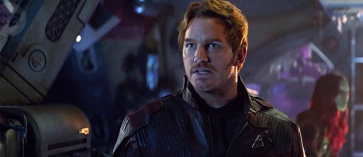 Chris Pratt confirma o roteiro de James Gunn para os guardiões da galáxia 3