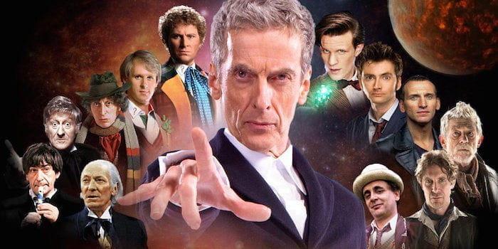 Doctor Who e o Senhor do Tempo