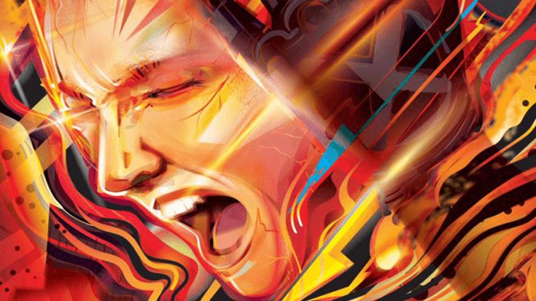 X-Men: Fênix Negra | Filme ganha pôster novo e muito bem estilizado para focar na personagem