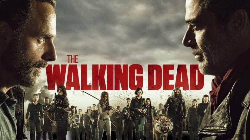 The Walking Dead Novos posterês de Rick e Negan da 8° Temporada