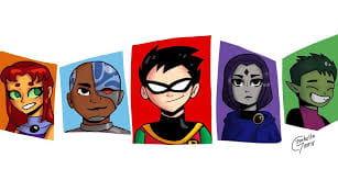 Teen Titans | Imagens de bastidores revelam visual dos heróis