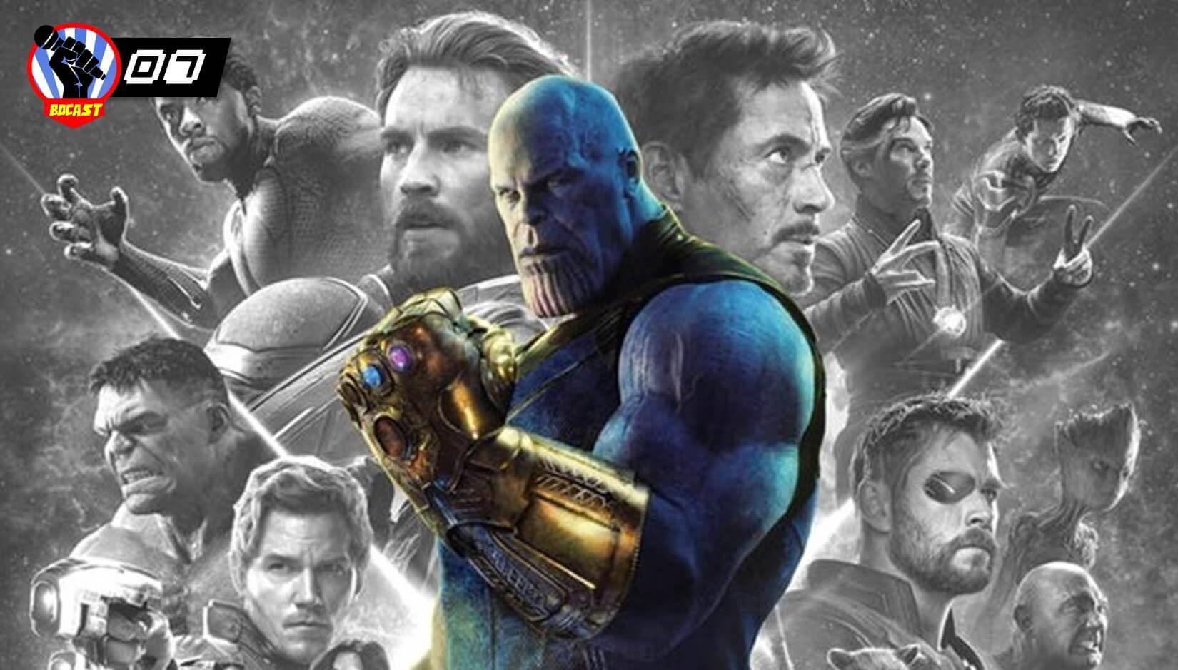 Vingadores: Guerra Infinita e o preço da sua alma