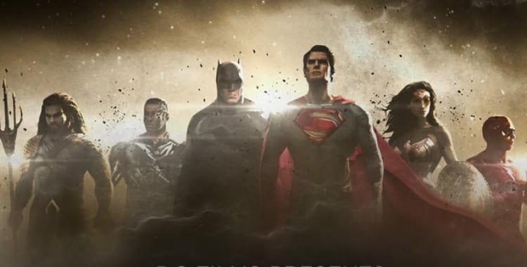 Confira o primeiro trailer da Liga da Justiça