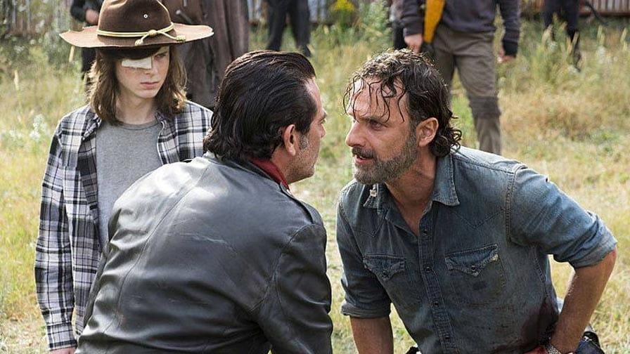 The Walking Dead: 9° episódio da 8° Temporada fez Greg Nicotero (diretor) chorar nos primeiros 20 minutos