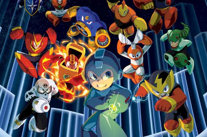 Atualização do Nintendo Switch eShop traz Mega Man, Zelda e muito mais