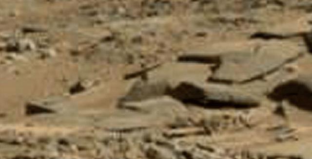Fotos da NASA revelariam existência de cruz em Marte