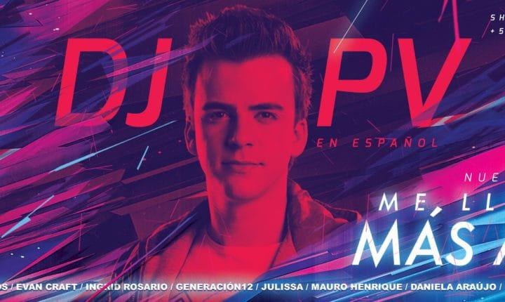 DJ PV aposta em carreira internacional e lança disco com música em espanhol