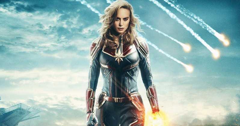 Capitã Marvel e a Esperança de um Salvador