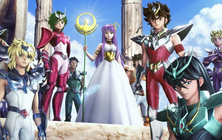 Saint Seiya - Os Cavaleiros do Zodíaco | Série da Netflix é renovada para segunda temporada