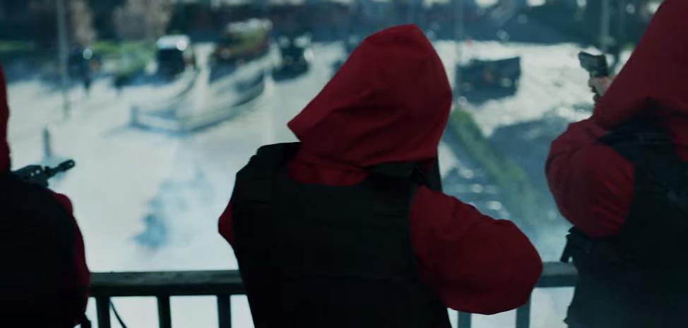 3 ª Temporada de La Casa de Papel recebe novo trailer, Confira!!!