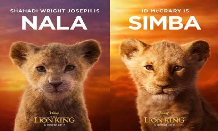 Rei Leão | Conheça dos dubladores brasileiros do filme