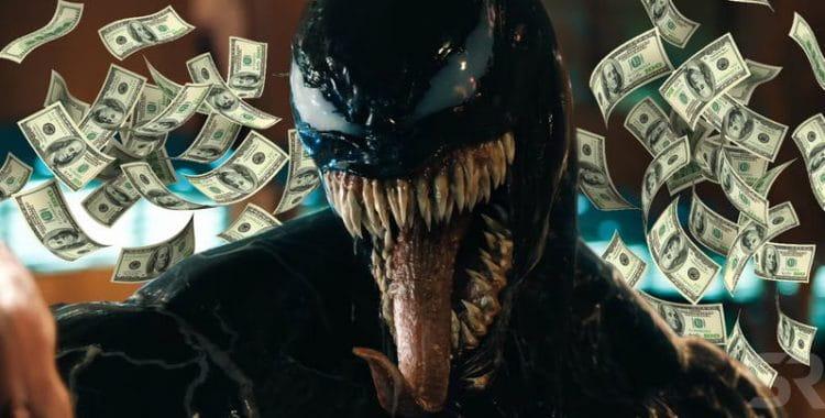 Venom | Filme ultrapassa a marca de 800 MILHÕES de dolares