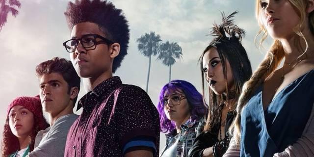 Hulu confirma que começou a filmar a 3° Temporada de The Runaways