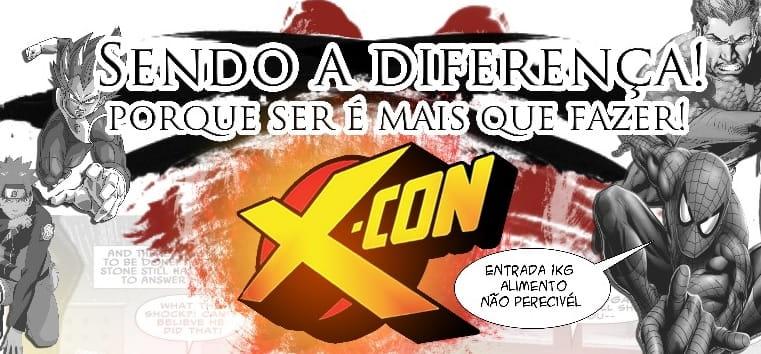 X-CON 2019 | Segunda edição do evento já tem data e tema definidos para 2019