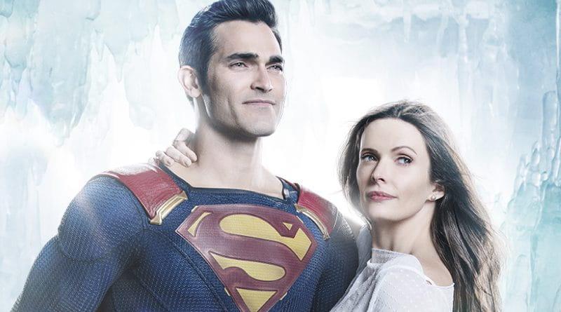 Arrowverse | Lois & Clark aparecem em primeira imagem oficial do crossover