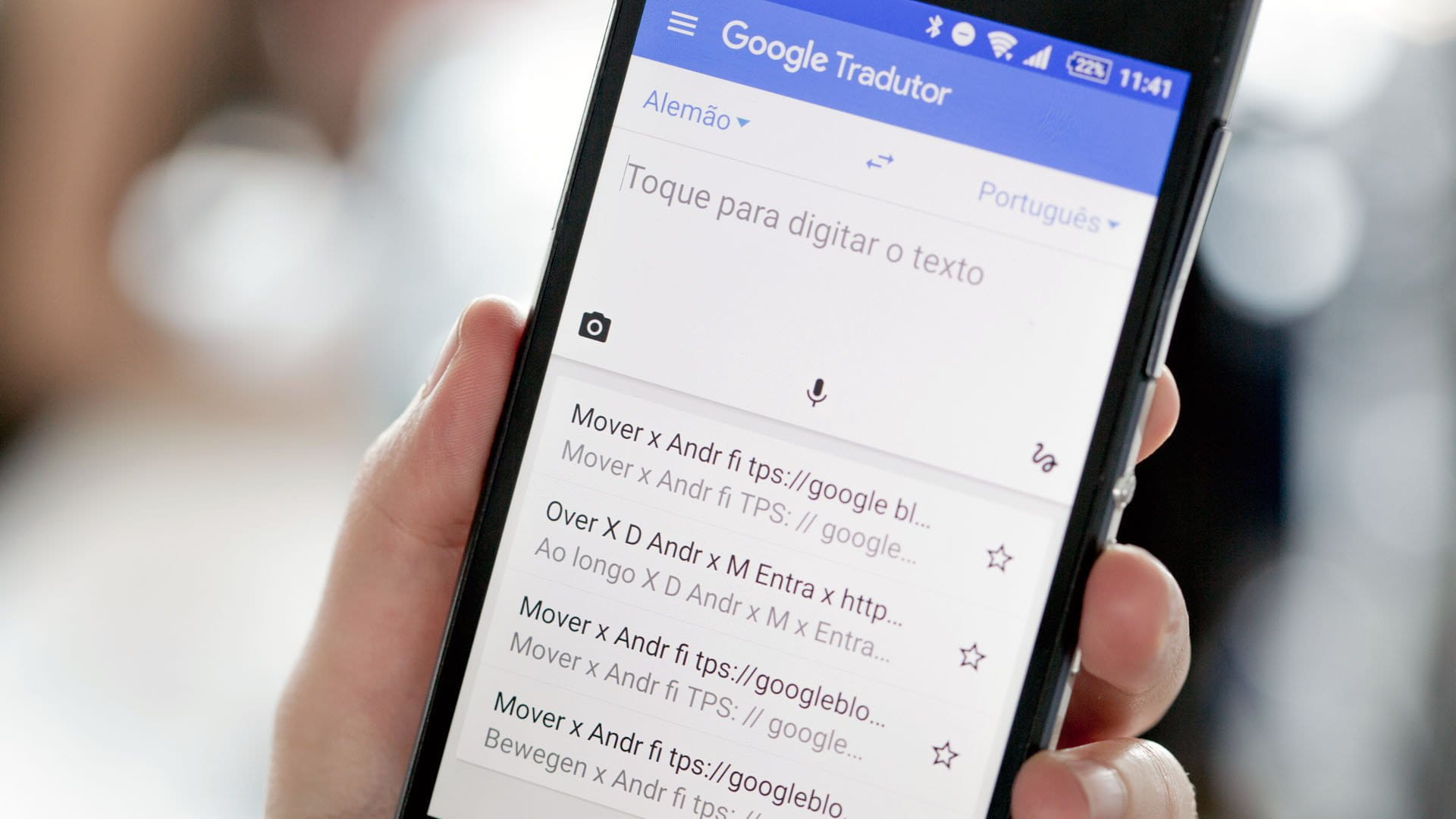 Google Tradutor faz profecias religiosas sobre o fim dos tempos