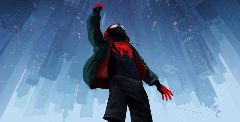 Assista aos primeiros 9 minutos de Homem-Aranha: No Aranhaverso que a Sony disponibilizou