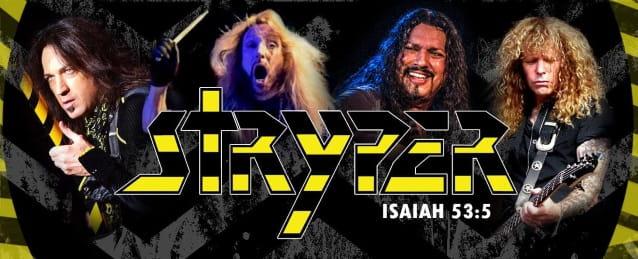 Novo album de Stryper tem nome, faixas e data de lançamento