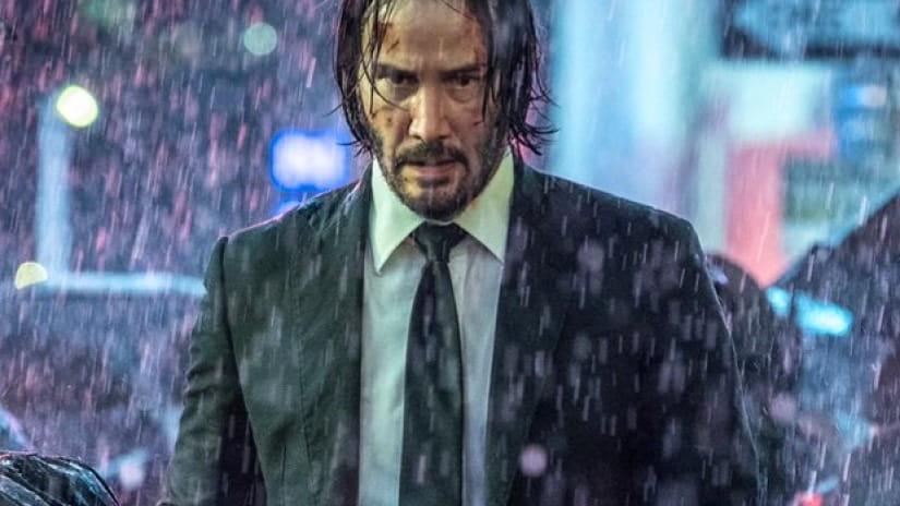 John Wick 3 | Nova imagem vê Keanu Reeves à espreita nas sombras