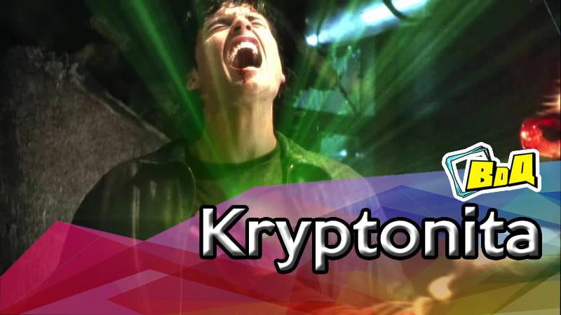 A Kryptonita e seus efeitos