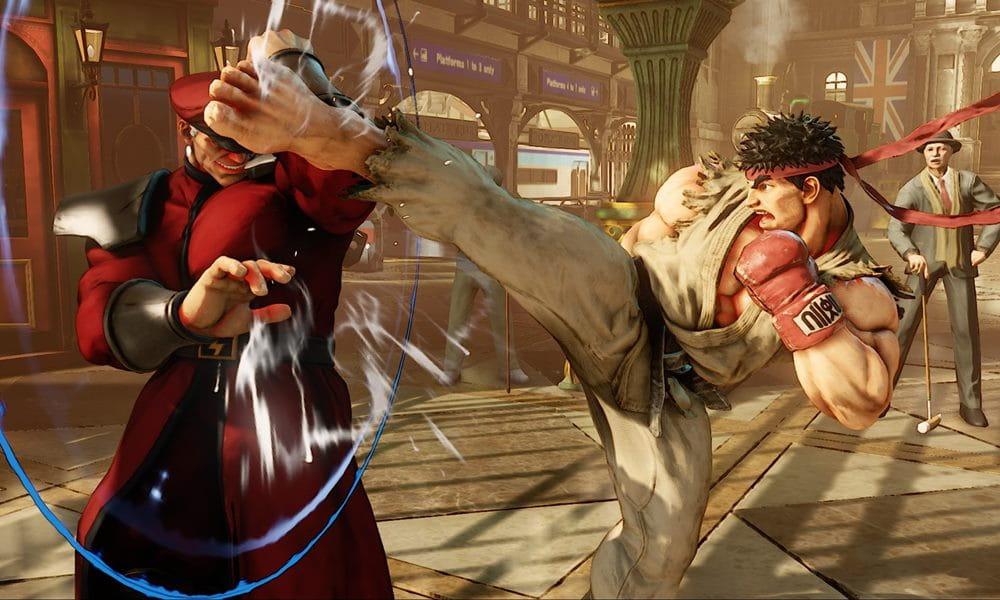 Street Fighter V está gratuito para o Playstation 4 e Steam
