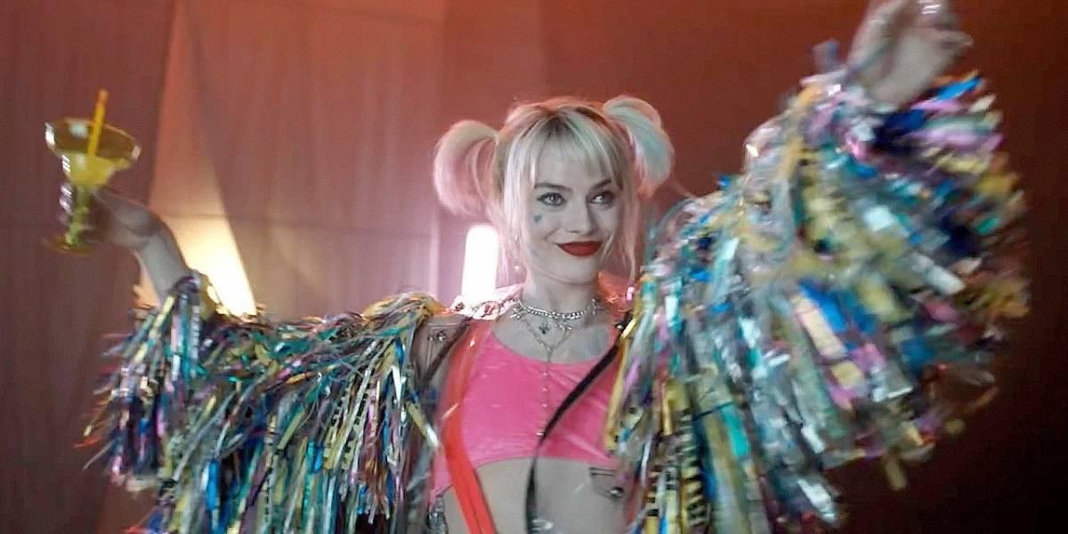 Novo visual de Harley Quinn para o filme Aves de Rapina
