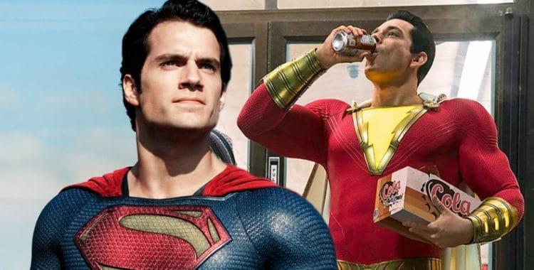 Shazam | Confira como seria a aparição de Superman no filme