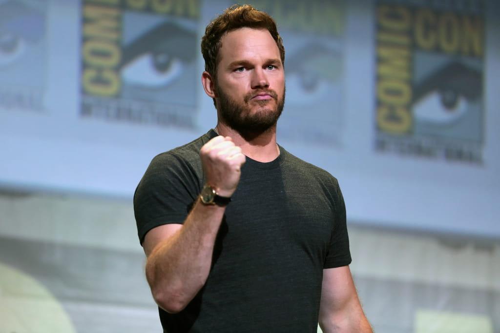 Chris Pratt: Nada satisfaz minha alma mais do que falar de Deus