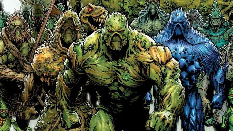 Monstro do Pântano | James Wan diz que a série será como A Bela e a Fera
