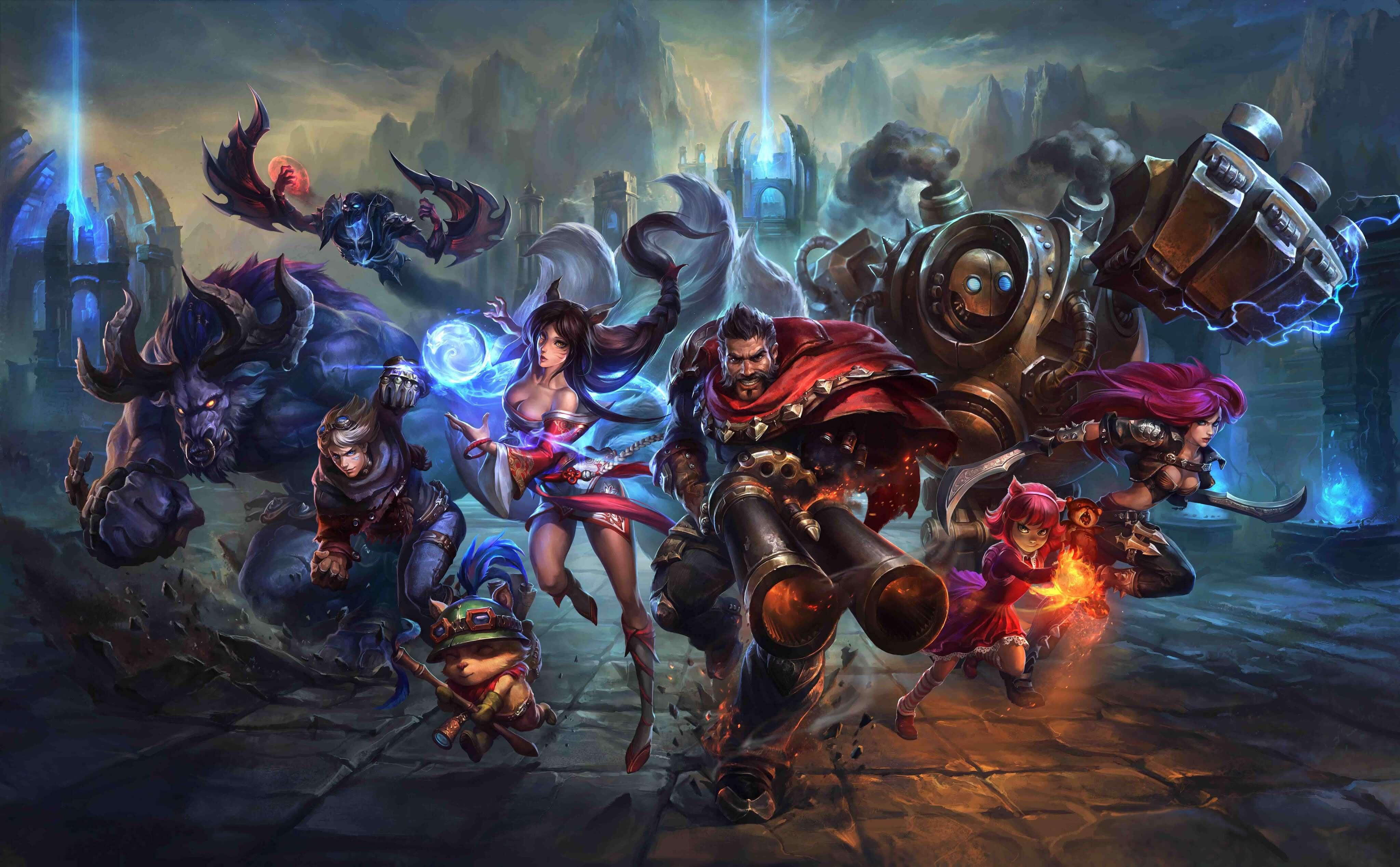 Riot, desenvolvedora do League Of Legends, é processada por discriminação