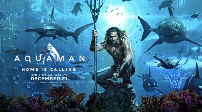 CCXP 2018 | Evento terá a pré-estreia de Aquaman