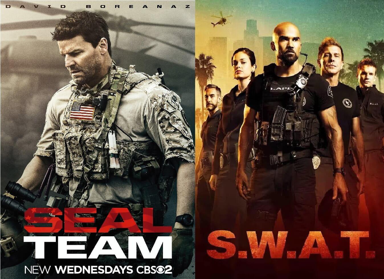 SEAL Team e S.W.A.T. terão segunda temporada!