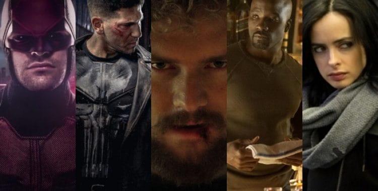 Disney e Netflix entraram em conflito por conta de quantidade dos episódios das séries da Marvel