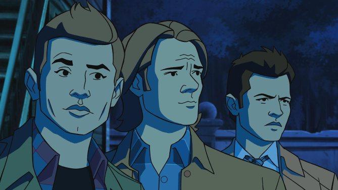 Supernatural | Confira o trailer estendido do crossover dos Irmãos Winchester e Scooby-Doo