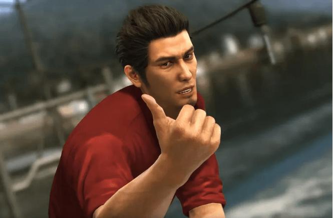O resto da saga da Yakuza está indo para a PS4